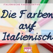 Farben auf Italienisch
