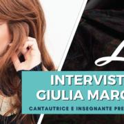 Intervista a Giulia Marcuzzi: Lotus pubblica il suo primo album