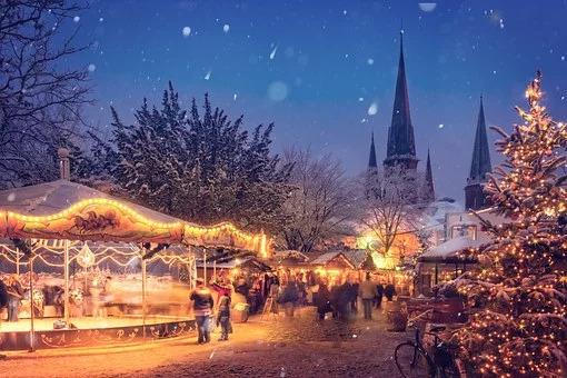 Mercatini di Natale: sapori, odori e tradizioni!
