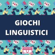 giochi linguistici