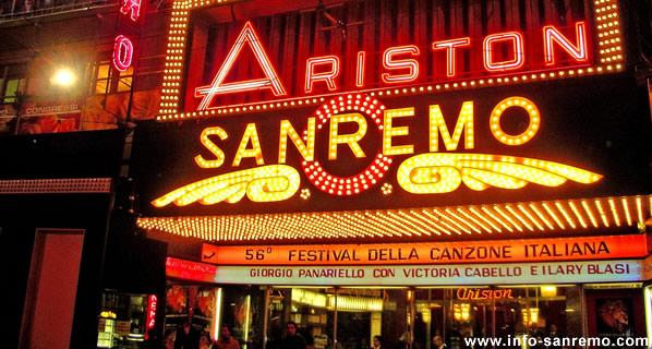 das festival Sanremo
